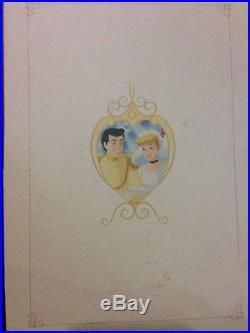Walt Disney World Fairy Tale Weddings Watch Set Cinderella Castle