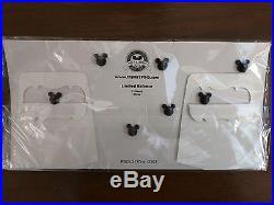 Walt Disney World New FANTASYLAND 2012 Grand Opening VIP Exclusive 7 Pin Set NEW