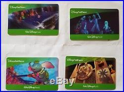 Walt Disney World One (1) Day Park Hopper Pass/Ticket All Four (4) Theme Parks