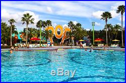 Walt Disney World Pop Century Vacation Package with dining 5N/6D August 28, 2016