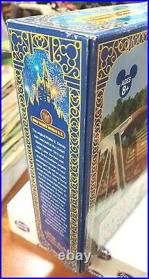 Walt Disney World R. R. HO Railroad train MISB Theme Park Collection MIB sealed