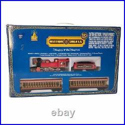 Walt Disney World R. R. HO Scale Electric Railroad Train Theme Park Collection