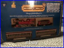 Walt Disney World Railroad HO Scale Train Set Theme Park Collection
