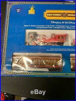 Walt Disney World Railroad HO Train Set Theme Park Exclusive