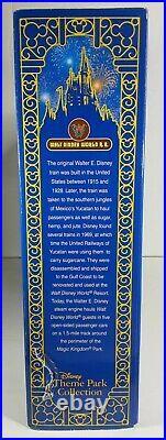 Walt Disney World Railroad R. R HO Scale Electric Train Set Theme Park Collection