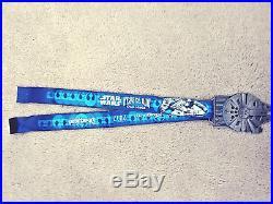 Walt Disney World Star Wars Dark Side Marathon Kessel Run Medal RunDisney