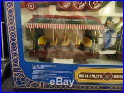 Walt Disney World Theme Park Collection Railroad train Mickey Mouse box sealed