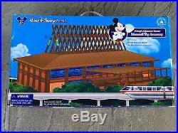 Walt Disney World monorail toy accessory Polynesian resort New inbox