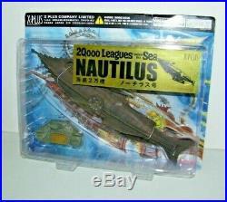 X-Plus Disney 20,000 Leagues Under The Sea Nautilus 1/125 Replica USA Seller NEW